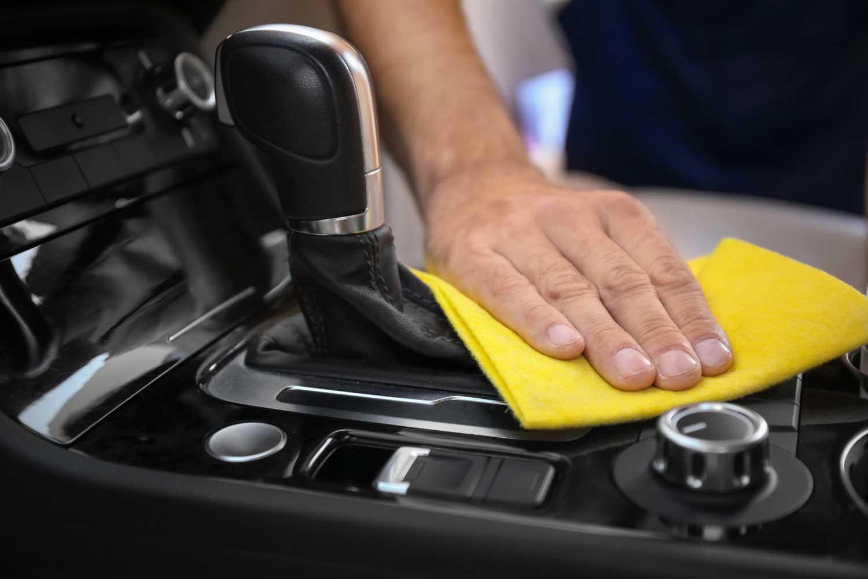 Nettoyage intérieur d'une voiture | Druart Pneus